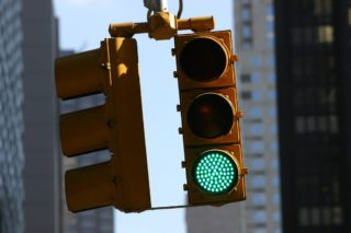 When to share the gospel: stoplight analogy