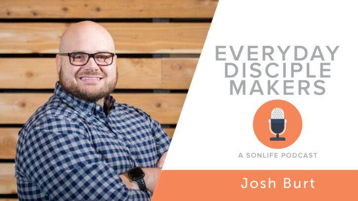 Josh Burt podcast thumbnail